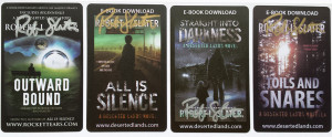 Signed Download cards